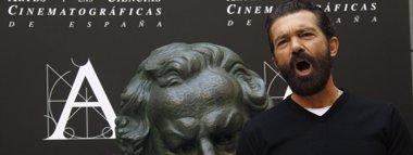 """Foto: Antonio Banderas: """"Podemos competir con los más grandes"""" (EUROPA PRESS)"""