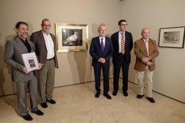 Foto: La Casa Natal homenajea a Picasso con una exposición sobre sus palomas y las de su padre (EUROPA PRESS/AYTO MÁLAGA)