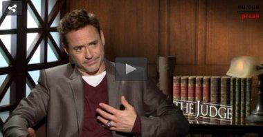 """Foto: Robert Downey Jr (El juez): """"Creo en diferentes tipos de justicia"""" (CULTURAOCIO)"""