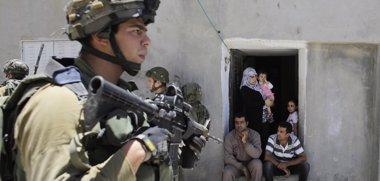 Foto: Las fuerzas israelíes matan a un niño palestino en Cisjordania (REUTERS/AMMAR AWAD)