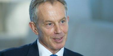 Foto: Blair desmiente que apueste por la victoria de los conservadores (EUROPA PRESS/RTVE)