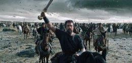 Foto: Exodus: Así abrió Ridley Scott las aguas del Mar Rojo para Christian Bale (FOX)