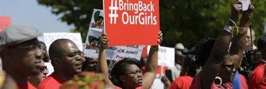 Foto: Boko Haram ha secuestrado al menos a otras 60 niñas más tras la declaración del alto el fuego con Nigeria (GARY CAMERON / REUTERS)