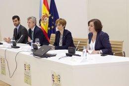 """Foto: Mujeres sordas de toda España reclaman una """"salud sin barreras"""" (XUNTA)"""