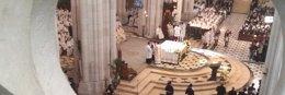 """Foto: El nuevo arzobispo de Madrid pide """"transformaciones profundas"""" en un sistema """"injusto e inhumano"""" (EUROPA PRESS)"""
