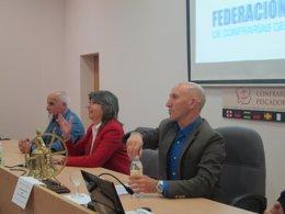 """Foto: Las cofradías gallegas lamentan que """"algún erudito en Bruselas"""" pretenda eliminar el 'xeito' (EUROPA PRESS)"""