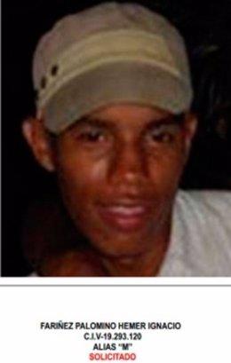 Foto: Las autoridades venezolanas publican las fotos de los asesinos de Robert Serra (.)
