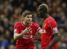 Foto: El West Ham sorprende al City y el Liverpool empata en Anfield (PHIL NOBLE / REUTERS)