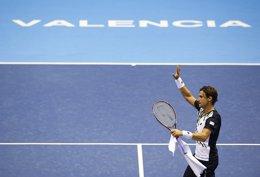 Foto: Ferrer cae al sexto puesto del ranking mundial (MANUEL QUEIMADELOS)