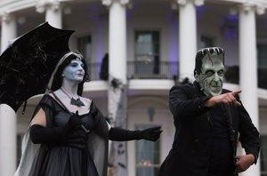 Foto: Convierte tu vestuario en 'terrorífico' para la noche de Halloween (GETTY)