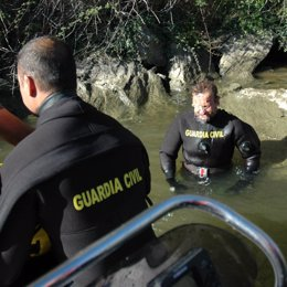 Foto: Localizado el cadáver de una persona que desapareció en Zamora (G. CIVIL ZAMORA)