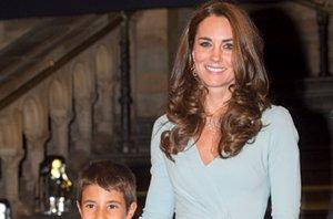 Foto: Kate Middleton premia a un niño de Teruel de 9 años (GETTY)