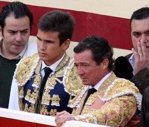 Foto: Muere el torero Jose María Manzanares, el amor de Carmina Ordóñez (KIKE PALOMARES/CHANCE)