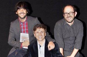 Foto: José Mota presenta la novela 'Venirse Arriba' (EUROPA PRESS)