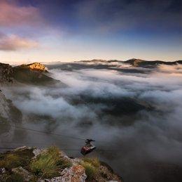 Foto: Fuente Dé, entre los lugares preferidos para una escapada rural (ARCHIVO/EUROPA PRESS)