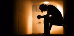 Foto: La depresión o la ansiedad pueden ser el desencadenante de cardiopatías, obesidad o diabetes (GETTY)