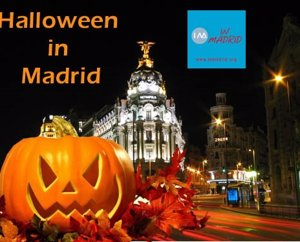 Halloween en Madrid