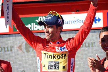 Foto: Contador gana por cuarta ocasión el Velo d'Or mundial (GRAHAM WATSON)