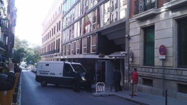 Foto: El juez deja en libertad sin medidas cautelares al secretario técnico del Instituto de Turismo de Murcia (EUROPA PRESS)