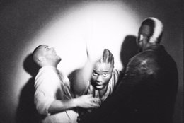 Foto: Young Fathers ganan el Mercury Prize 2014 (YOUNG FATHERS)