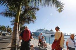 Foto: Las Palmas de Gran Canaria busca aumentar su número de turistas británicos (CEDIDO POR AYUNTAMIENTO DE LAS PALMAS DE GRAN CANA)