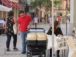 Foto: La Seguridad Social destinó en Asturias 18,6 millones a prestaciones de maternidad y paternidad hasta septiembre (EUROPA PRESS)