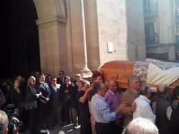 Foto: El mundo del toreo da el último adiós al maestro alicantino José Mari Manzanares (EUROPA PRESS)