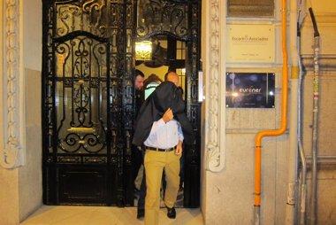 Foto: El juez de la 'operación Púnica' decreta el ingreso en prisión del empresario Alejandro de Pedro (EUROPA PRESS)