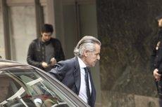 Foto: Blesa aporta com a béns una pòlissa d'assegurances i la casa familiar de Madrid (EUROPA PRESS)