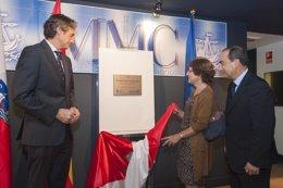 """Foto: Homenaje en el Museo Marítimo a Casado Soto, """"referente en la historia de Cantabria"""" (GOBIERNO DE CANTABRIA)"""