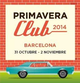 Foto: El Primavera Club regresa a Barcelona con 40 grupos en cinco espacios (PRIMAVERA SOUND)