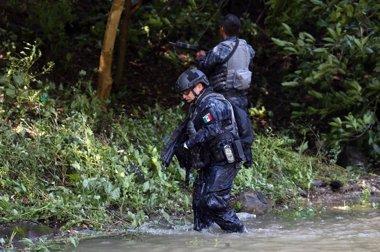Foto: Diez mil efectivos buscan a los estudiantes mexicanos desaparecidos (NOTIMEX)