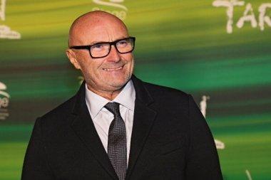 """Foto: Phil Collins se siente despreciado por Adele, a quien llama """"pececito resbaladizo"""" (GETTY)"""