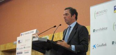 Foto: La banca española empieza a financiar al nivel de Europa, según Gobierno (EUROPA PRESS)