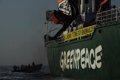"""Foto: Greenpeace pide la """"paralización inmediata"""" de prospecciones en Canarias (PEDRO ARMESTRE, GREENPEACE)"""