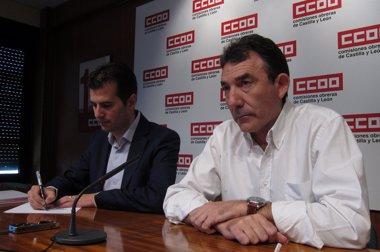 Foto: Tudanca dice a la Junta que no basta con rasgarse las vestiduras (EUROPA PRESS)