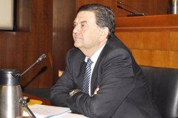Foto: El rector de la UZ emplaza a cerrar el acuerdo de financiación básica (EUROPA PRESS)