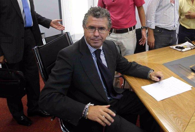 """Foto: El jutge envia a la presó Granados i Marjaliza per formar part d'una """"organització criminal"""" (EUROPA PRESS)"""