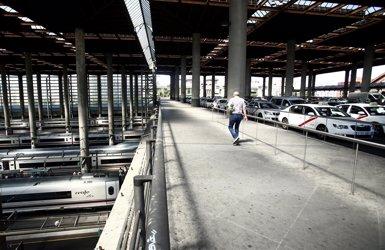 Foto: Endesa, Gas Natural i Axpo es fan amb el gruix del contracte de llum de la xarxa ferroviària (EUROPA PRESS)