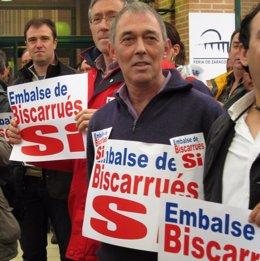 Foto: Adjudicada la redacción del proyecto de construcción de Biscarrués (EUROPA PRESS)