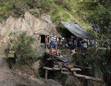 Foto: Les autoritats colombianes donen per morts 12 miners atrapats a Antioquia (COLPRENSA/RODRÍGUEZ PENAGOS, SANDRA PATRICIA)