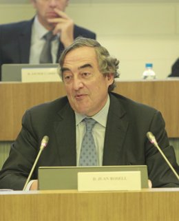 Foto: Economía.- Rosell anuncia que volverá a presentarse a la Presidencia de la CEOE y promete ejemplaridad y transparencia (EUROPA PRESS)