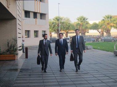 Foto: El fiscal pide al juez que levante la imputación de Calatrava por el Centro de Convenciones de Castellón (Europa Press)