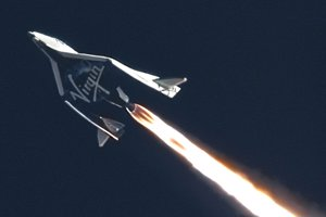 Foto: VIRGIN GALACTIC