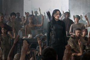 飢餓遊戲終極篇:自由幻夢1(The Hunger Games: Mockingjay - Part 1)劇照