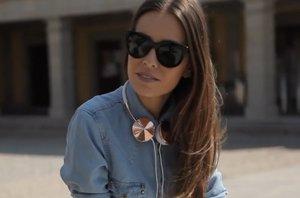 Foto: Los auriculares joya, la pasión de las celebs (LUSSTRA)