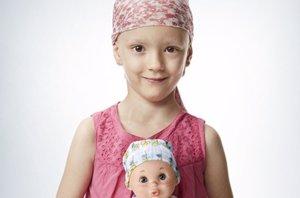 Foto: Baby Pelones, el regalo de la Navidad, homenaje a los niños con cáncer (FUNDACIÓN JUEGATERAPIA )