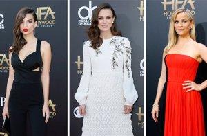 Foto: Los looks más deslumbrantes de los Hollywood Film Awards (EUROPA PRESS)