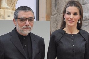 Foto: La Reina Letizia elige a Nina Ricci para el Premio Velázquez (EUROPA PRESS)