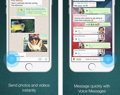 WhatsApp ya se ajusta a las pantallas del iPhone 6 y iPhone 6 Plus